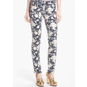 🆕🛍✨ Tory Burch Alexa Cropped Skinny Jean